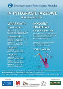 4 integracje jazzowe Krzeszowice 2015