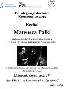 Recital M Pa³ka
